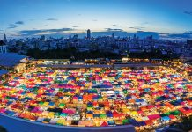 Off the beaten track - visiting second-hand markets in Bangkok.