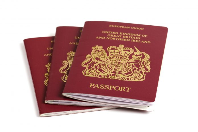Key Visa, perfect for passports and pension letters