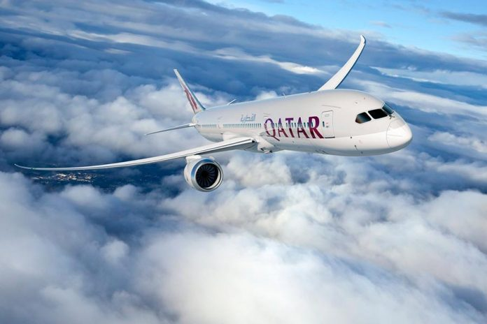 Qatar-Airways-Boeing-787-9-Dreamliner