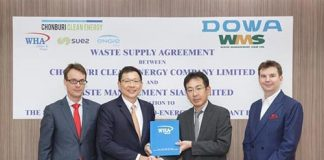 CCE and WMS Sign Waste Supply Agreement for Industrial-Waste-to-Energy Plant