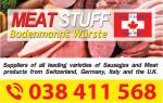 Meat Stuff