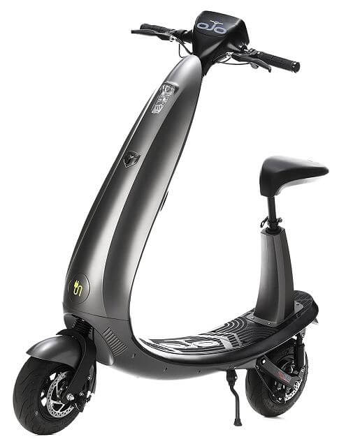 OjO Smart Electric Commuter Scooter