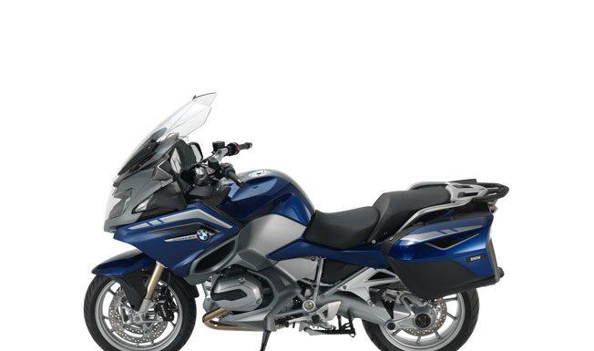 BMW motorbikes