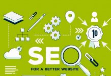 seo-elements-background-in-flat-style