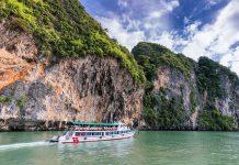 tourists thai