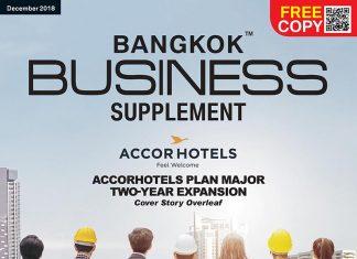 Bangkok December 2018
