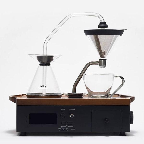 The Barisieur - Coffee & Tea Alarm Clock