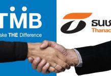 TMB and Thanachart Banks