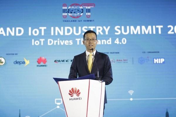 Thailand IoT Industry