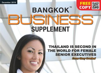 Bangkok December 2019