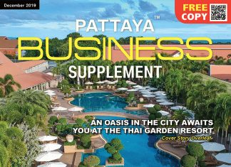 Pattaya December 2019