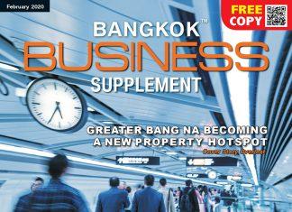 Bangkok February 2020