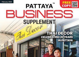 Pattaya February 2020
