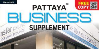 Pattaya March 2020