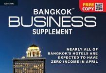 Bangkok April 2020