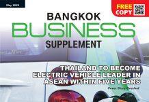Bangkok May 2020