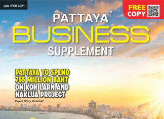 Pattaya February 2021